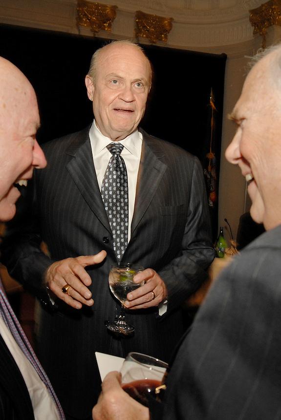 Fred Thompson speaks at event for Guggenheim Advisors on 5/1/07