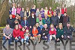Flemby N.S. in conjunction with Lets get Kerry Walking is promoting healthy living and healthy lifestyles, pictured here before a school walk at Ballyseedy wood on Friday