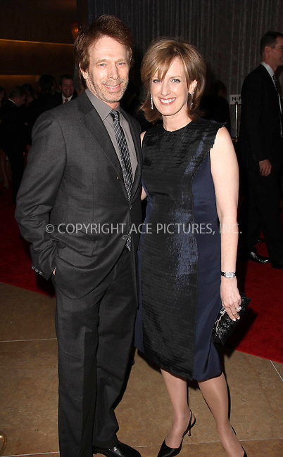 WWW.ACEPIXS.COM . . . . .  ..... . . . . US SALES ONLY . . . . .....November 1 2011, LA....Jerry Bruckheimer and Anne Sweeney at the Fulfillment Fund Gala on November 1 2011 in Los Angeles....Please byline: FAMOUS-ACE PICTURES... . . . .  ....Ace Pictures, Inc:  ..Tel: (212) 243-8787..e-mail: info@acepixs.com..web: http://www.acepixs.com