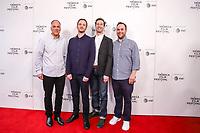 NOVA YORK, EUA, 25.04.2019 - FESTIVAL-TRIBECA - Tapete vermelho durante o festival de cinema Tribeca no Village East Cinema em Nova York nos Estados Unidos nesta quinta-feira, 25. (Foto: William Volcov/Brazil Photo Press)