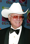 Larry Hagman ( DALLAS ).Attending CBS AT 75, a three hour entertainment extravaganza commemorating CBS's 75th Anniversary, which will be  broadcast live from the Hammerstein Ballroom at New York's Manhattan Center in New York City..November 2, 2003.