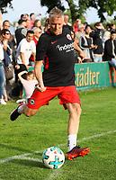 Eckball Norbert Nachtweih (Eintracht) - 16.05.2018: SCV Legenden gegen Eintracht Frankfurt Traditionsmannschaft, Sportfeld Süd Griesheim
