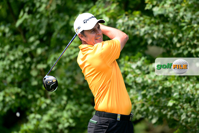 Richard Bland of England during Round 1 of the Lyoness Open, Diamond Country Club, Atzenbrugg, Austria. 09/06/2016<br /> Picture: Richard Martin-Roberts / Golffile<br /> <br /> All photos usage must carry mandatory copyright credit (&copy; Golffile | Richard Martin- Roberts)