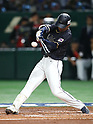 Shogo Akiyama (JPN), <br /> MARCH 12, 2017 - WBC : 2017 World Baseball Classic Second Round Pool E Game between <br /> Japan 8-6 Netherlands <br /> at Tokyo Dome in Tokyo, Japan. <br /> (Photo by Sho Tamura/AFLO SPORT)