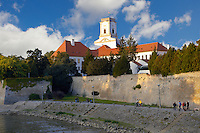 Bishop's Castle and Episcopal Palace, Chapter Hill  ( Püspökvár ) -  Gyor ( Gy?r ) Hungary