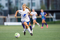 Allston, MA - Sunday July 31, 2016: Stephanie Verdoia during a regular season National Women's Soccer League (NWSL) match between the Boston Breakers and the Orlando Pride at Jordan Field.