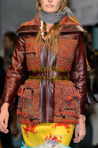 PRADA<br /> at Milan Fashion Week FW 17 18<br /> in Milan, Italy  February 2017.<br /> CAP/GOL<br /> &copy;GOL/Capital Pictures