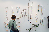 Work by Ornella Iannuzzi at the Royal College of Art Degree Show, London 2007