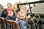 Listowel Military Tattoo: Attending the military tattoo weekend in Listowel on Sunday last were Sarah, Matthew & Emma O'Connor.