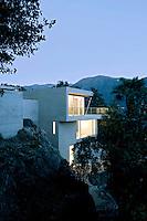 Residenza Marenca; Ascona, Architetti Canevascini Corecco