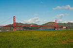 Crissy Field, Golden Gate Bridge, San Francisco, California, USA.  Photo copyright Lee Foster.  Photo # california108237