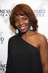 """Marsha Stephanie Blake during the Opening Night Celebration for """"Good Grief"""" at the Vineyard Theatre on October 28, 2018 in New York City."""