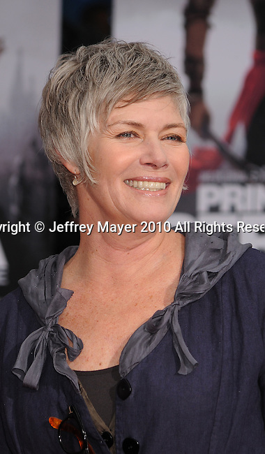 """HOLLYWOOD, CA. - May 17: Kelly McGillis arrives at the """"Prince of Persia: The Sands of Time"""" Los Angeles Premiere held at Grauman's Chinese Theatre on May 17, 2010 in Hollywood, California."""