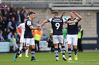 Tom Bradshaw celebrates scoring Millwall's second goal during Millwall vs Leeds United, Sky Bet EFL Championship Football at The Den on 5th October 2019