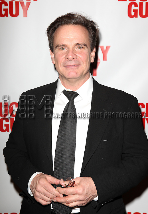 Peter Scolari  attending the Broadway Opening Night Performance After Party for  'Lucky Guy' at the Gotham Hall in New York City on 4/01/2013