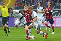 23.11.2013: Eintracht Frankfurt vs. FC Schalke 04