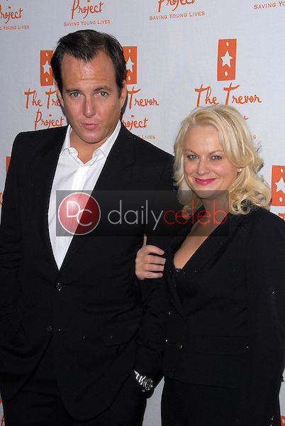 Will Arnett and Amy Poehler<br /> at Trevor Live, benefitting the Trevor Project, Hollywood Palladium, Hollywood, CA. 12-05-10<br /> David Edwards/DailyCeleb.com 818-249-4998