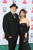 LAS VEGAS, NV - NOVEMBER 15 :  Poncho Sanchez pictured at the 2012 Latin Grammys at Mandalay Bay Resort on November 15, 2012 in Las Vegas, Nevada.  Credit: Kabik/Starlitepics/MediaPunch Inc. /NortePhoto