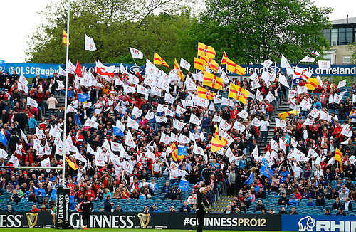 20.05.2016. RDS Arena, Dublin, Ireland. Guinness Pro12 Semi Final. Leinster versus Ulster.<br />
