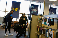 NEW YORK, NY - FEBRUARY 25:  Customers visit Best Buy on February 25, 2019 in Manhattan, New York. Best Buy could see robust growth in Q4, the market expects $2.57 in earnings per share on revenue of about $14.7 billion.  (Photo by Eduardo Munoz Alvarez/VIEWpress)