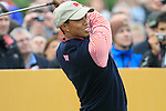 Tiger Woods tees off on the 6th tee during Practice Day 3 of the The 2010 Ryder Cup at the Celtic Manor, Newport, Wales, 29th September 2010..(Picture Eoin Clarke/www.golffile.ie)