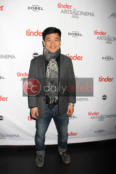 Paul Chamberlain<br /> TINDER ARTS &amp; CINEMA CENTRE hosts the cast party for THE STRONGEST MAN, Vinto, Park City, UT 01-25-15<br /> David Edwards/DailyCeleb.com 818-915-4440