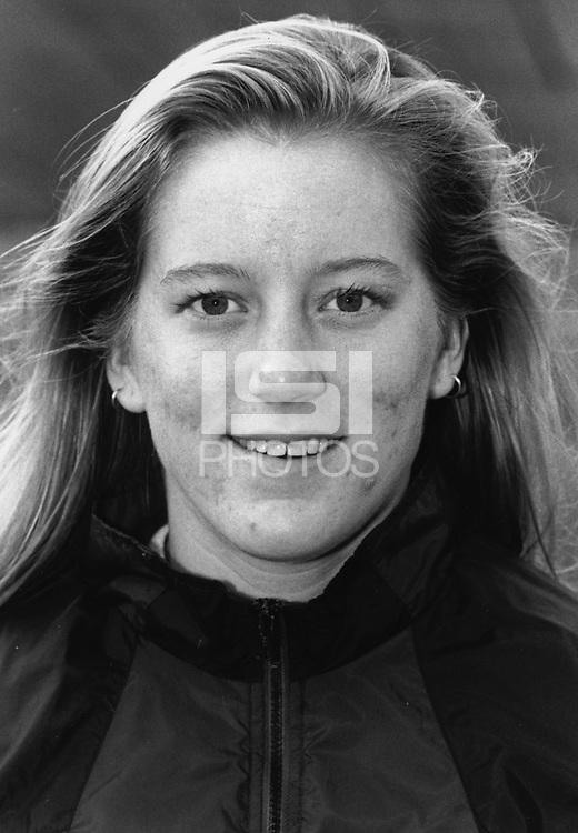 1993: Melissa Freeberg.