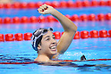 Maya Dirado (USA), <br /> AUGUST 12, 2016 - Swimming : <br /> Women's 200m Backstroke Final <br /> at Olympic Aquatics Stadium <br /> during the Rio 2016 Olympic Games in Rio de Janeiro, Brazil. <br /> (Photo by Yohei Osada/AFLO SPORT)