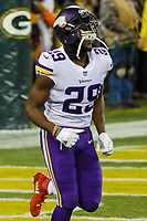 Minnesota Vikings cornerback Xavier Rhodes (29) during a National Football League game against the Green Bay Packers on December 23rd, 2017 at Lambeau Field in Green Bay, Wisconsin. Minnesota defeated Green Bay 16-0. (Brad Krause/Krause Sports Photography)