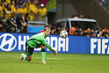 Manuel Neuer (GER), JULY 8, 2014 - Football / Soccer : FIFA World Cup Brazil 2014 Semi Final match between Brazil and Germany at the Estadio Mineirao in Belo Horizonte, Brazil. (Photo by AFLO) [3604]