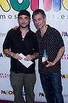 23.06.2012. Premiere of ´Parchis, en el Mundo Magico´at the Teatro de La Latina in Madrid. In the image Ariel Rot (Alterphotos/Marta Gonzalez)