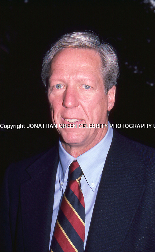 David Hartman 1987 by Jonathan Green