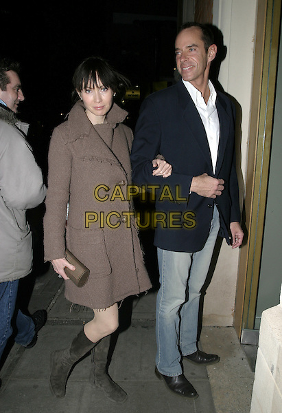 """LYSETTE ANTHONY.Extreme Makeover UK - Launch """"Botox"""" Party,.The Hospital Project, 24 Endell Street, London, .February 8th 2005..full length .Ref: AH.www.capitalpictures.com.sales@capitalpictures.com.©Capital Pictures."""