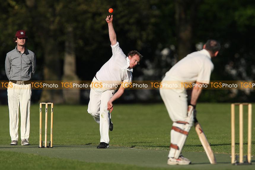 Rose & Crown CC (batting) vs Regents CC - Victoria Park Community Cricket League - 04/05/10 - MANDATORY CREDIT: Gavin Ellis/TGSPHOTO - Self billing applies where appropriate - Tel: 0845 094 6026