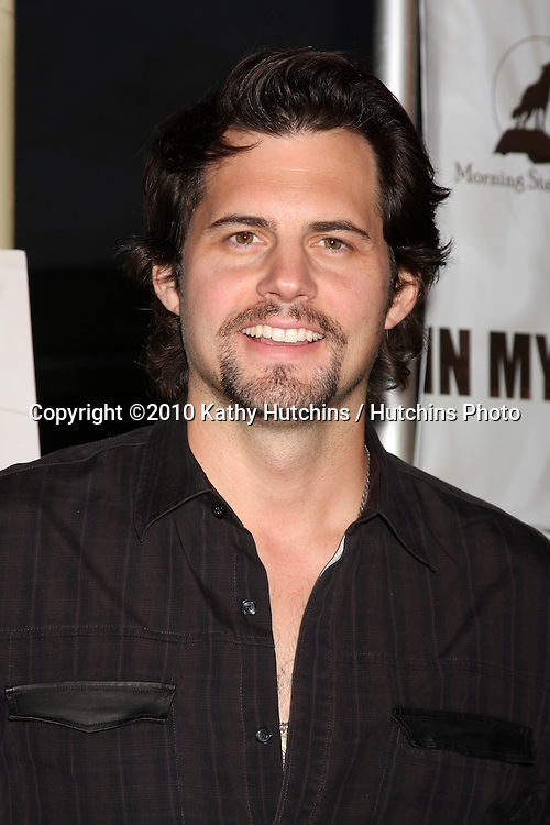 "Kristoffer Polaha.arrives at  the ""In My Sleep"" Premiere.ArcLight Dome Theater.Los Angeles, CA.April 15, 2010.©2010 Kathy Hutchins / Hutchins Photo..."