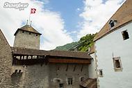 Image Ref: SWISS101<br /> Location: Montreaux, Switzerland<br /> Date of Shot: 25th June 2017
