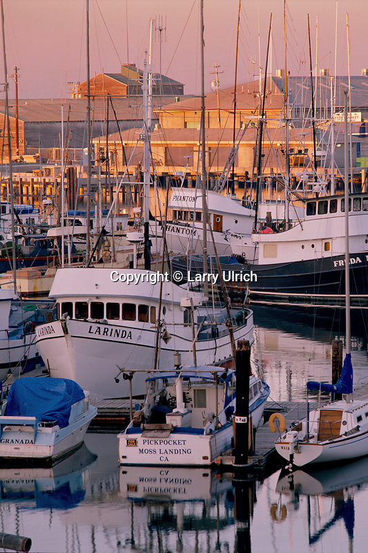 Moss Landing Harbor<br /> Moss Landing<br /> California