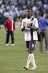 7 June 2007: Eddie Johnson. The United States Men's National Team defeated the National Team of Guatemala 1-0 at the Home Depot Center in Carson, California in a first round game in the CONCACAF Gold Cup...
