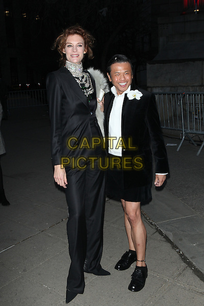 NEW YORK, NY - APRIL 14: Zang Toi  at the 2015 Tribeca Film Festival - Vanity Fair Party at State Supreme Courthouse on April 14, 2015 in New York City.   <br /> CAP/MPI/COR99<br /> &copy;COR99/MPI/Capital Pictures