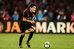 AC Milan Defender Gustavo Gomez in action during the 2017 International Champions Cup China  match between FC Bayern and AC Milan at Universiade Sports Centre Stadium on July 22, 2017 in Shenzhen, China. Photo by Marcio Rodrigo Machado / Power Sport Images