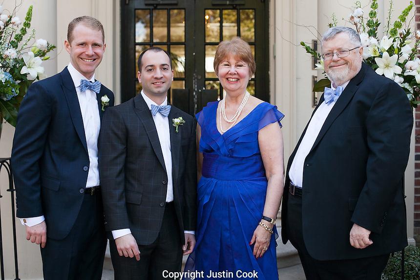 Garrett and Zach were married April 6, 2013 at The Carolina Inn in Chapel Hill, NC