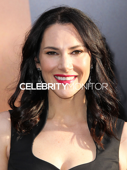 "HOLLYWOOD, LOS ANGELES, CA, USA - MAY 08: Kyra Zagorsky at the Los Angeles Premiere Of Warner Bros. Pictures And Legendary Pictures' ""Godzilla"" held at Dolby Theatre on May 8, 2014 in Hollywood, Los Angeles, California, United States. (Photo by Xavier Collin/Celebrity Monitor)"