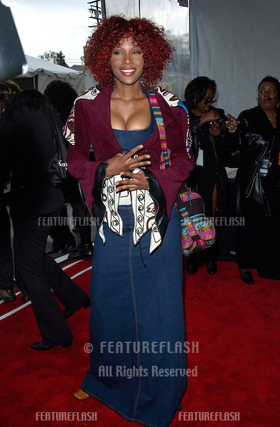 Singer PRU at the 15th Annual Soul Train Music Awards in Los Angeles..28FEB2001.  © Paul Smith/Featureflash
