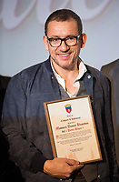 Dany Boon receives the honorary citizen award of the city of Tournai - Belgium