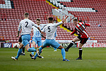 Jordan Hallam of Sheffield Utd during the Professional Development League play-off final match at Bramall Lane Stadium, Sheffield. Picture date: May 10th 2017. Pic credit should read: Simon Bellis/Sportimage