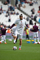 Andy Carroll of West Ham during West Ham United vs Everton, Premier League Football at The London Stadium on 13th May 2018