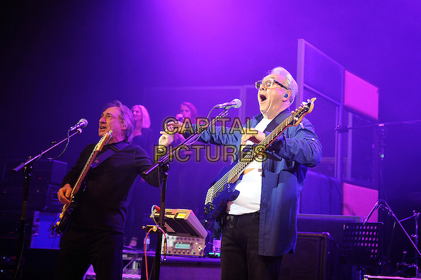 LONDON, ENGLAND - MARCH 5: Lol Creme and Trevor Horn of 'The Trevor Horn Band' performing at Shepherd's Bush Empire on March 5, 2015 in London, England.<br /> CAP/MAR<br /> &copy; Martin Harris/Capital Pictures