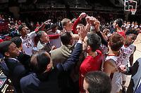 Stanford Basketball M vs Washington State, January 12, 2017