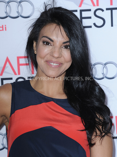 WWW.ACEPIXS.COM<br /> <br /> November 10 2015, LA<br /> <br /> Tilda Del Toro attends the AFI FEST 2015 Gala Premiere of 'Concussion' at the TCL Chinese Theatre on November 10, 2015 in Hollywood, California.<br /> <br /> By Line: Peter West/ACE Pictures<br /> <br /> <br /> ACE Pictures, Inc.<br /> tel: 646 769 0430<br /> Email: info@acepixs.com<br /> www.acepixs.comC