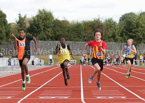 Eastern Young Athletes Top Six Final  16th September 2012